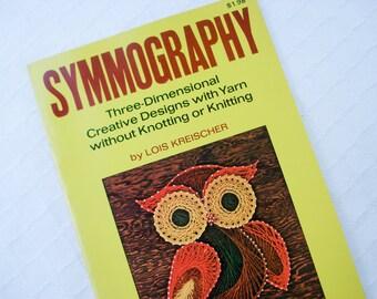 String art book - Symmography - 1971