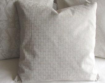 ECHO Chalk decorative Pillow Cover 18x18 20x20 22x22 24x24 26x26