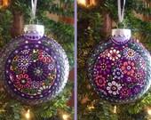 Pysanka Designs Ornament Custom Order for Karen