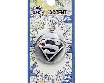 "DC Comics Originals Metal Locket - SUPERMAN 1 1/4"" (1 PC)"