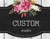 Bridal Shower Games - Package of 3 Games - Custom Garden Design - Game Set for 80 Guests