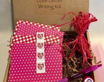 Love Letter Writing Kit