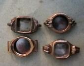 Vintage  Watch parts - watch Cases -  Steampunk - Scrapbooking  k26