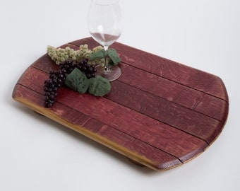 SUPER SALE!!! Slightly Imperfect Large Wine Infused Cutting Board (item 7)