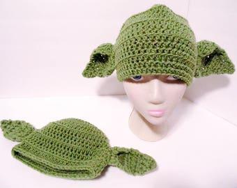 Yoda Star Wars hat