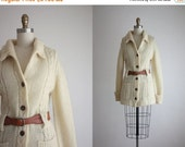 25% SALE belted mohair cardigan