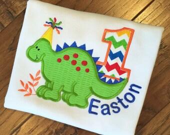 Boys Birthday Dinosaur