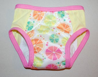 LuluBellDesigns Citrus AIO Waterproof Underwear Trainers