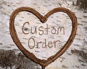 Custom Order for Cara