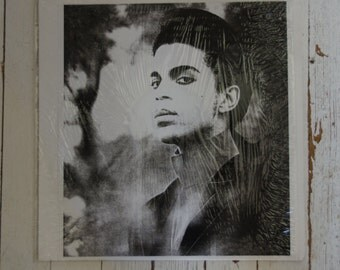 Rare A Rendezvous with Prince Limited Edition Vinyl Record