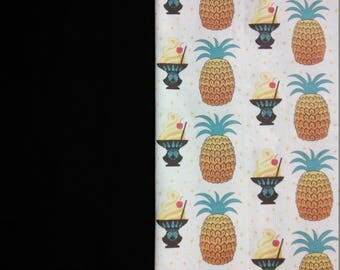 Dole Whip Panel Shirt, Made to order in Men's sizes Small up to 6x