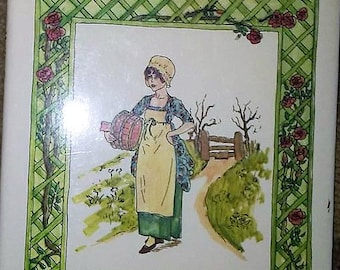 Sale-1978 Kate Greenaways Mother Goose Book