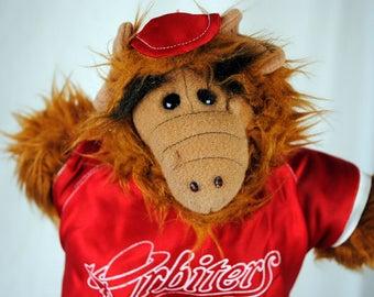 80s Vintage Alf Puppet