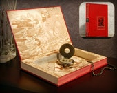 Hollow Book Safe - The Works of Mark Twain: The Adventures of Tom Sawyer - Secret Book Safe