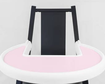 Cotton Candy // IKEA Blames Highchair Silicone Placemat // High Chair Place Mat