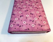 Fabric Yardage - Quilting Weight Cotton - Denyse Schmidt - Eastham - Tulip Burst - Thistle- DSQuilts - Mauve Floral