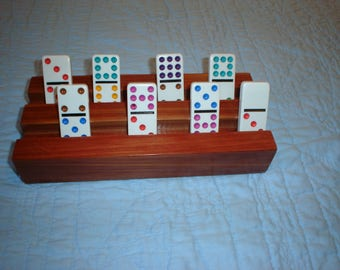 Domino Holders - Set of 4