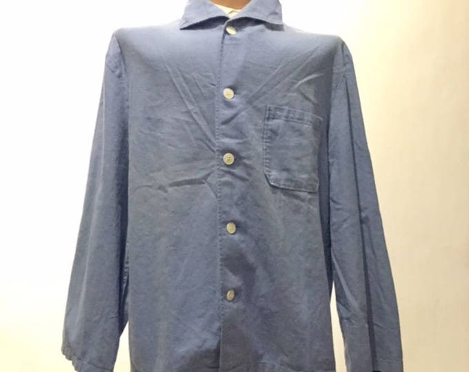 Vintage Dyed German Military Pajama Top (os-mp-2)