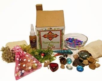 Faery House Box Kit