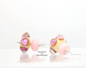 ON SALE Lantern Earrings