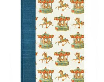 Baby Keepsake Memory Book Carousel