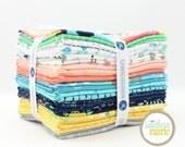 """Curious Dream - Fat Quarter Bundle - 21 - 18""""x21"""" Cuts - by Angela Pingel for Wyndham Quilt Fabric"""