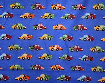 Race car, beetle bug print on dark blue flannel pants lounge pants dorm pants lounge pants XS - 2X made to order