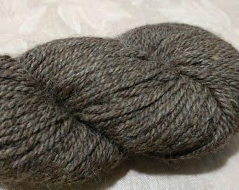 100% Alpaca Yarn - Natural colors, no dyes
