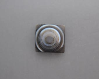 Eye Agate Bead