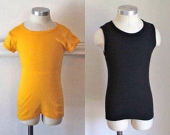 40% OFF anniversary sale vintage lot of 2 child's T-shirts - BUMBLE Bee yellow & black tees /9-10yr