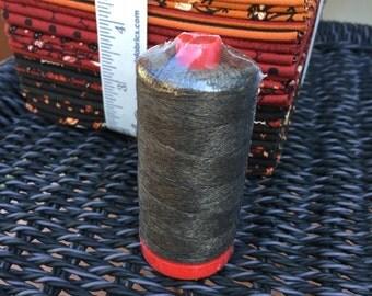 "WOOL THREAD: Aurifil Lana 12wt Thread (wool/acrylic blend) -""HEATHER"""