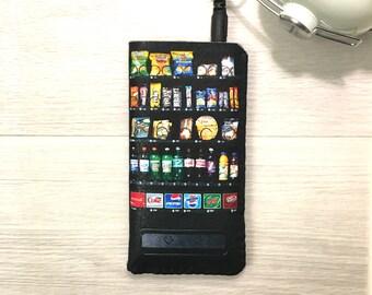Samsung Galaxy S7 Case, Samsung Galaxy S6 Case, Samsung Galaxy S6 Edge Case, Samsung Galaxy S7 Edge Case - Vending Machine Case