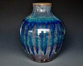 Stoneware Flower Vase Handmade Ceramic Vase Pottery C