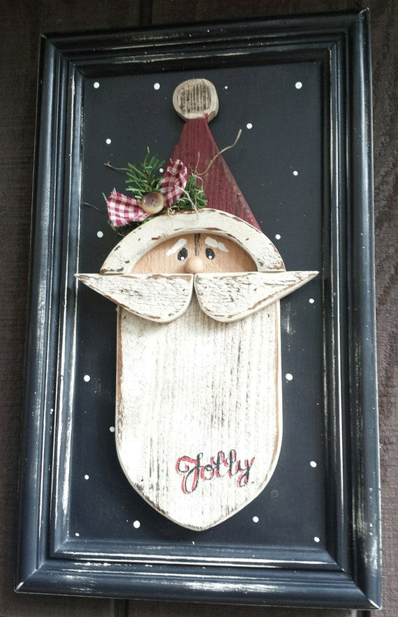 primitive christmas crafts wood - Primitive Christmas Crafts