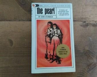 John Steinbeck The Pearl Vintage Bantam Paperback