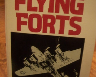 Flying Forts By Martin Caidin 1979 SB
