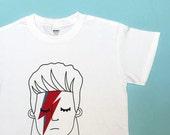 Ziggy T-Shirt   White   Unisex Taglia L
