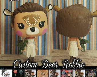 Rob Benedict dragon Bambi - Custom Funko pop toy