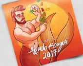 Alfredo Roagui 2017 Calendar