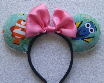 Finding Dory minnie ears