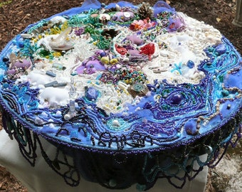 Reef-R-Madness? Bead Sculpture
