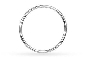 Stacking Rings Sterling Silver 16x1mm Size 3  - 4 pcs (11132)/1