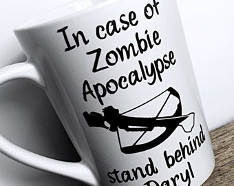 Zombie Mug, The Walking Dead Coffee Cup Gift