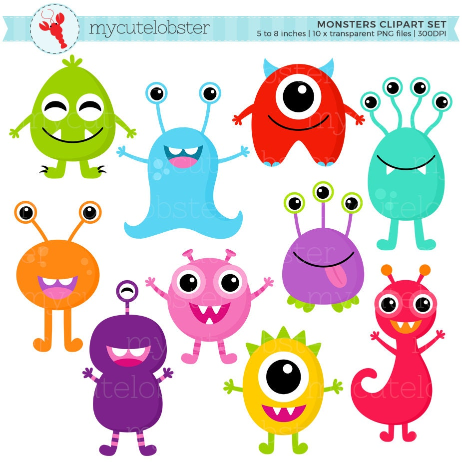 This is a photo of Crazy Monster Pictures for Kids