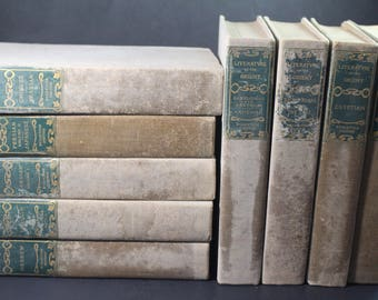 Byzantine Edition of Literature of the Orient 1902- 10 volumes