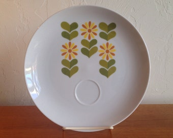 Hearts & Flowers Snack Plate Multiples Available