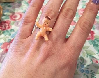 Tiny Baby Rings