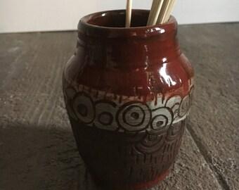 Ceramic Essential oil diffuser bud vase