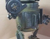 Assemblage full mobility howitzer