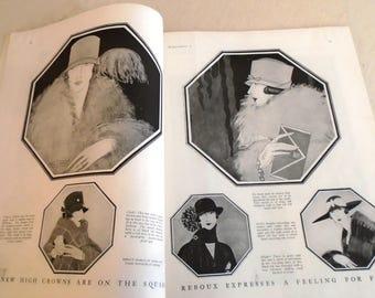Vintage 1920s Vogue Magazine September 1 1924 Original Full Issue